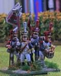 Duchy of Warsaw 3rd Line Infantry, 1stBattalion