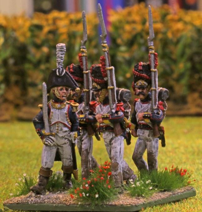 Duchy of Warsaw 3rd Line Infantry, 1st Battalion (Grenadiers)
