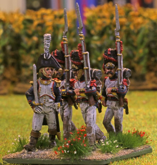 Duchy of Warsaw 3rd Line Infantry, 1st Battalion (Grenadiers)