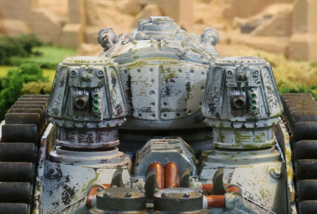 Grizzly (rear 45mm turrets)