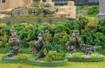 WWII German forwardobservers