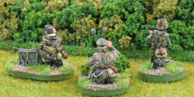 Wehrmacht (Heer) forward observers