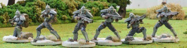 Hussar Squad #1