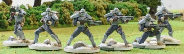 Hussar Squad #3