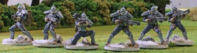 Hussar Squad #4
