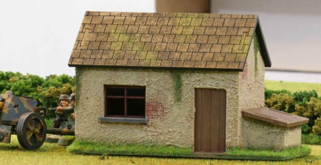 Normandy outbuilding
