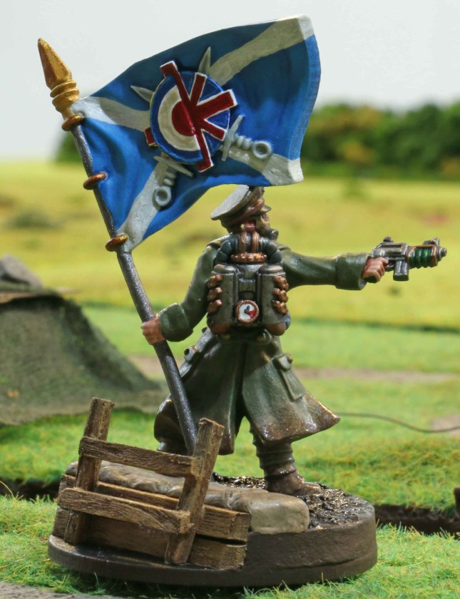 Trencher Imperial Banner