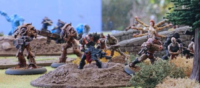All the Dark Legion hordes