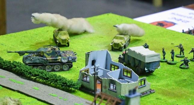 Crisis 2014 - Panzerwerfer firing