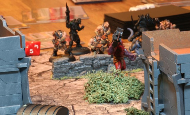 The undead hordes