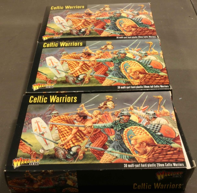 Celtic Warriors (22 GBP)