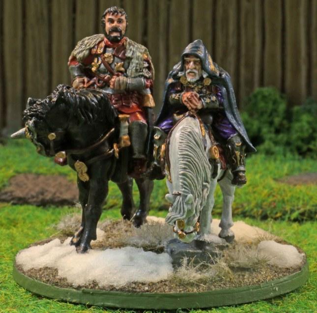 Maximus and Marcus Aurelius