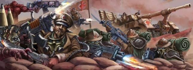 Warzone art