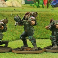 More Blood Berets for Warzone Resurrection (4th Entry, 5th AHPC)