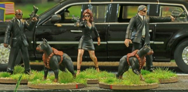 Corporate Agents and Iron Mastiffs