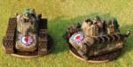 Warzone Resurrection: Imperial Greyhoundtankettes