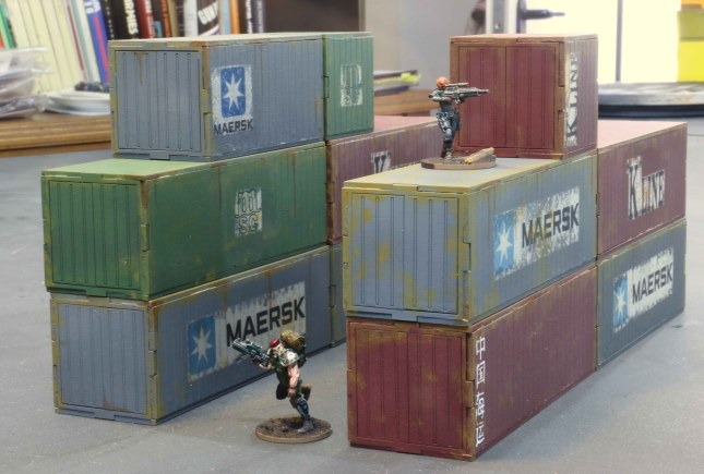 ISO containers