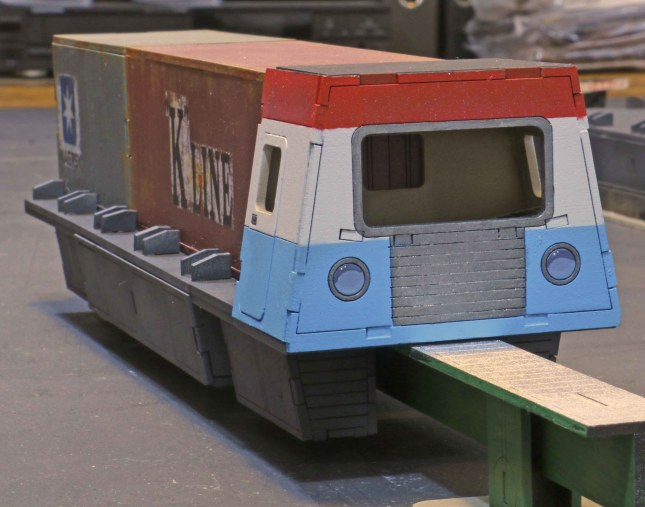 Monorail (Cargo locomotive)