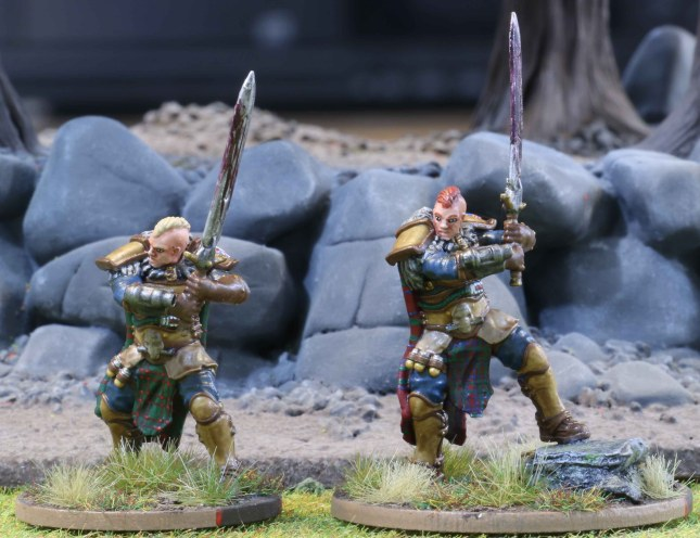 Wolfbane Pathfinder (Advisor left, Warlord right)