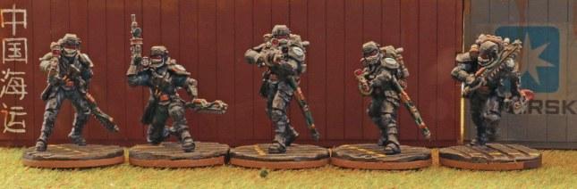 Black Berets (2nd Squad)