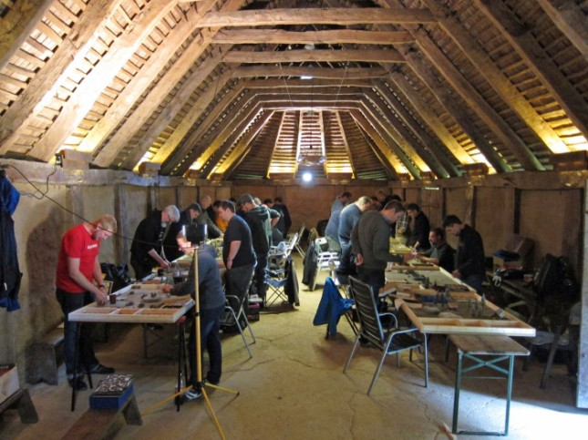 SAGA German Grand Melee 2015 (Inside the Longhouse)