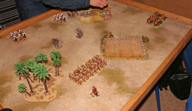 SAGA German Grand Melee 2015 (1st game vs. Milites Christi)