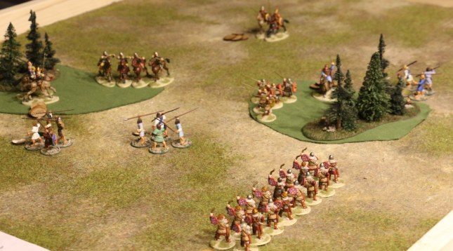 SAGA German Grand Melee 2015 (final positions vs. Norse Gael)