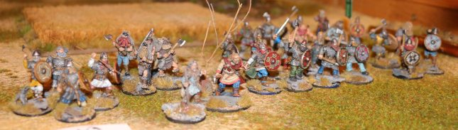 SAGA German Grand Melee 2015 (Viking Warband)