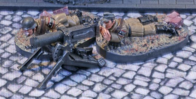 Vollkssturm MG-08 team