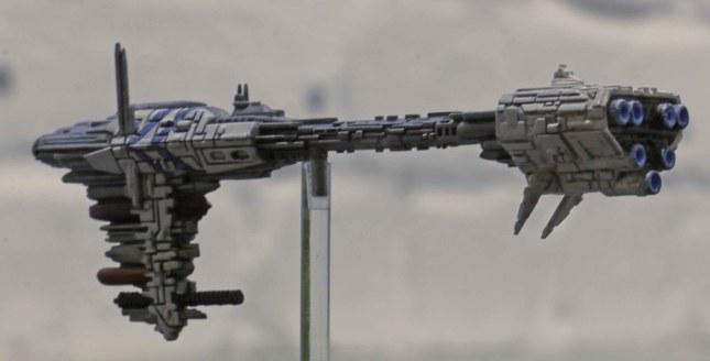 Star Wars Armada - Nebulon B Frigatte