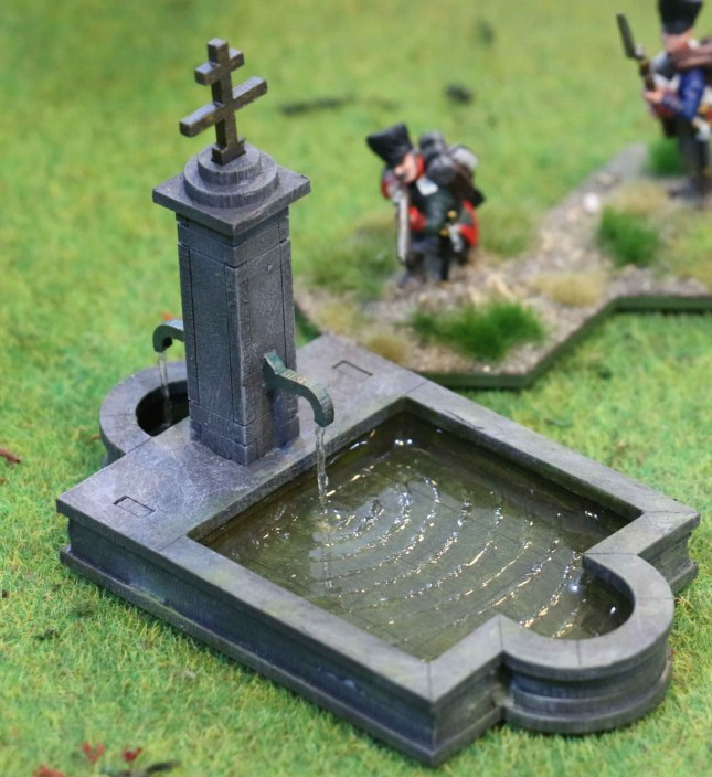 Village Fountain