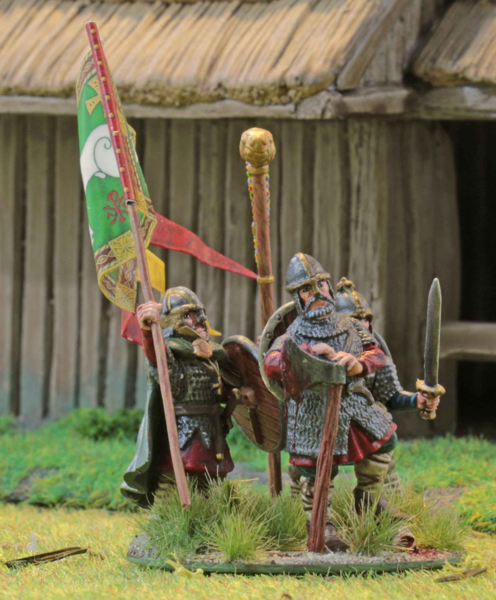 SAGA Anglo-Saxons (1.2nd Entry, 6th AHPC)