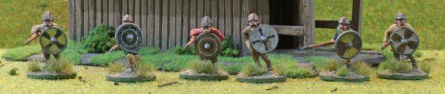 Anglo-Saxon Fyrd