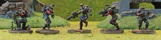 Young Guards - Life Dragoons