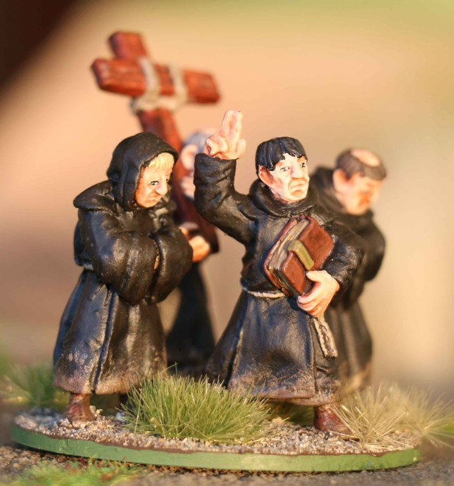Medival Monks