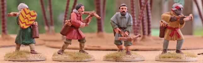 SAGA Spanish (Levies)