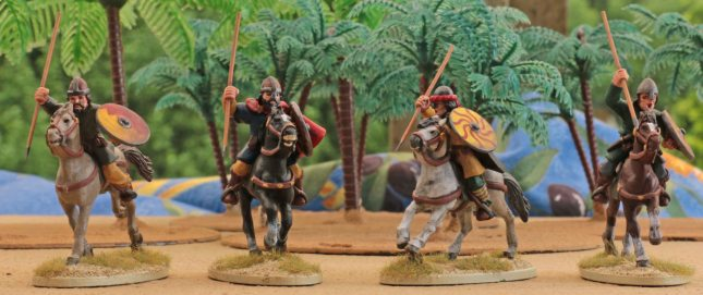 SAGA Spanish (mounted Warriors)