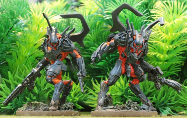 Infinity Combined Army Xeodrons