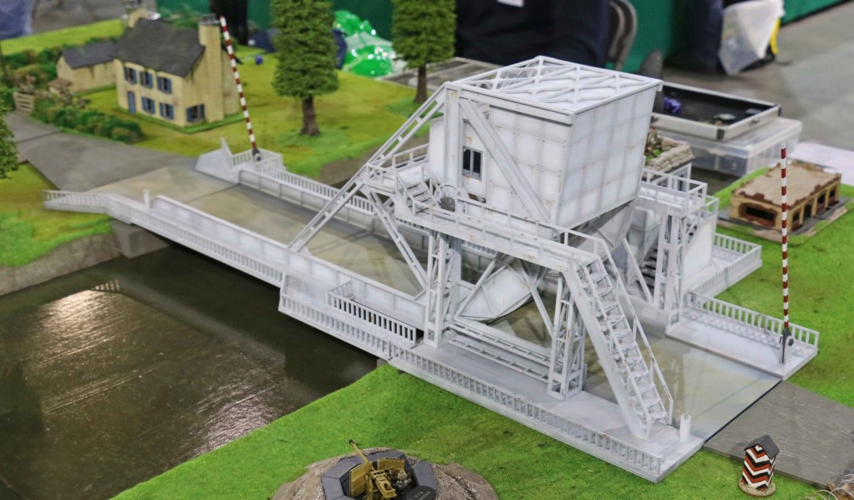 Pegasus Bridge, a Horsa Glider and other things