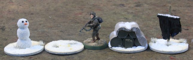 Battlegroup objective markers