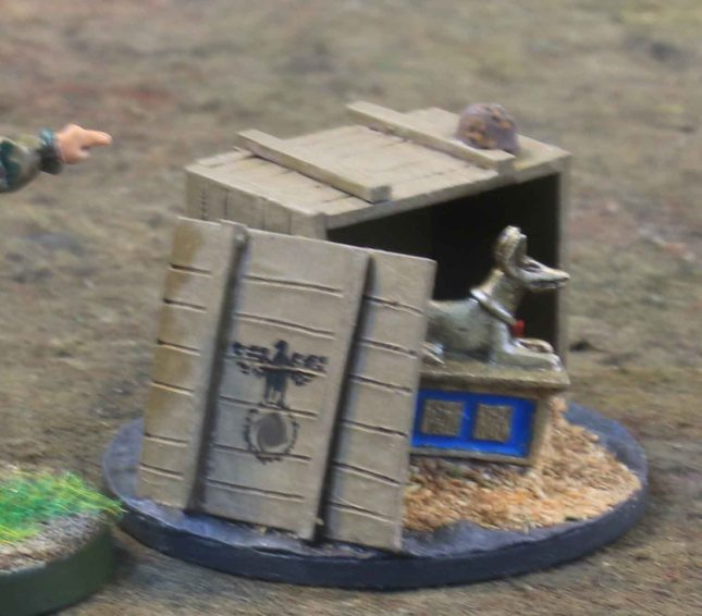 Battlegroup objektive marker (image edited to comply with German law)