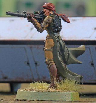 Haquislam Tuareg sniper