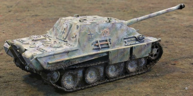 Jagdpanther (winter)