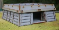 Battle Kiwi Star Wars Legion Endor bunker