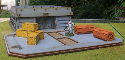 Battle Kiwi Star Wars Legion tech work area