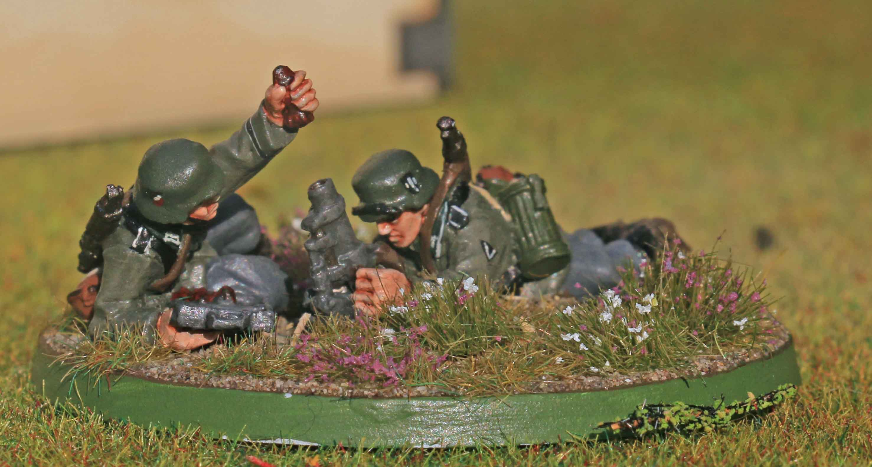 Blitzkrieg to Barbarossa light mortar team