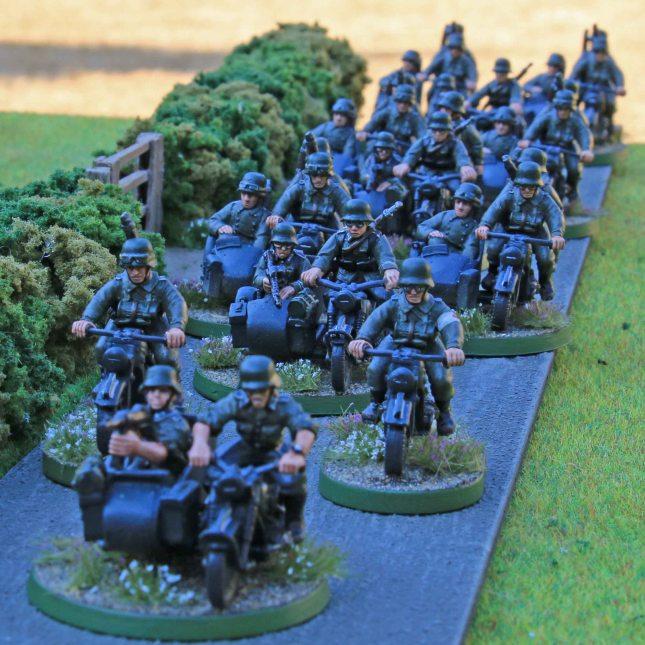 Kradschützen Platoon