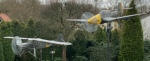 A Storch and a Stuka