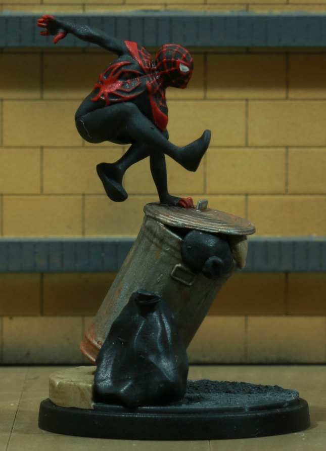 Spiderman (Miles Morales)